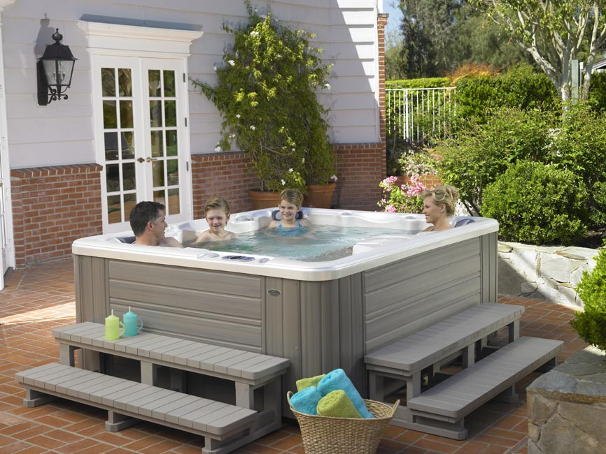 Hot Tub Gallery